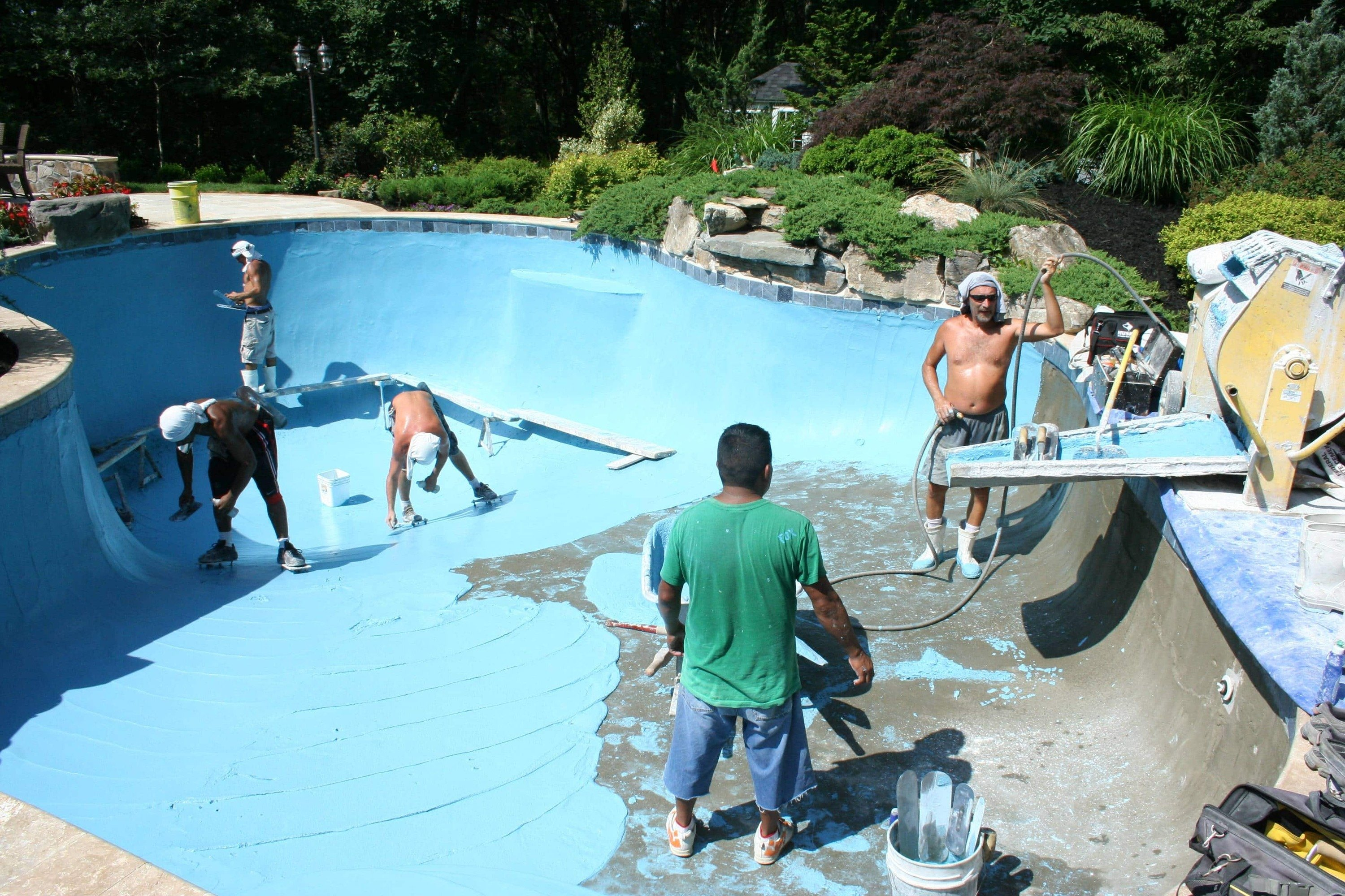 Long Island New York Swimming Pool Contractors Inground