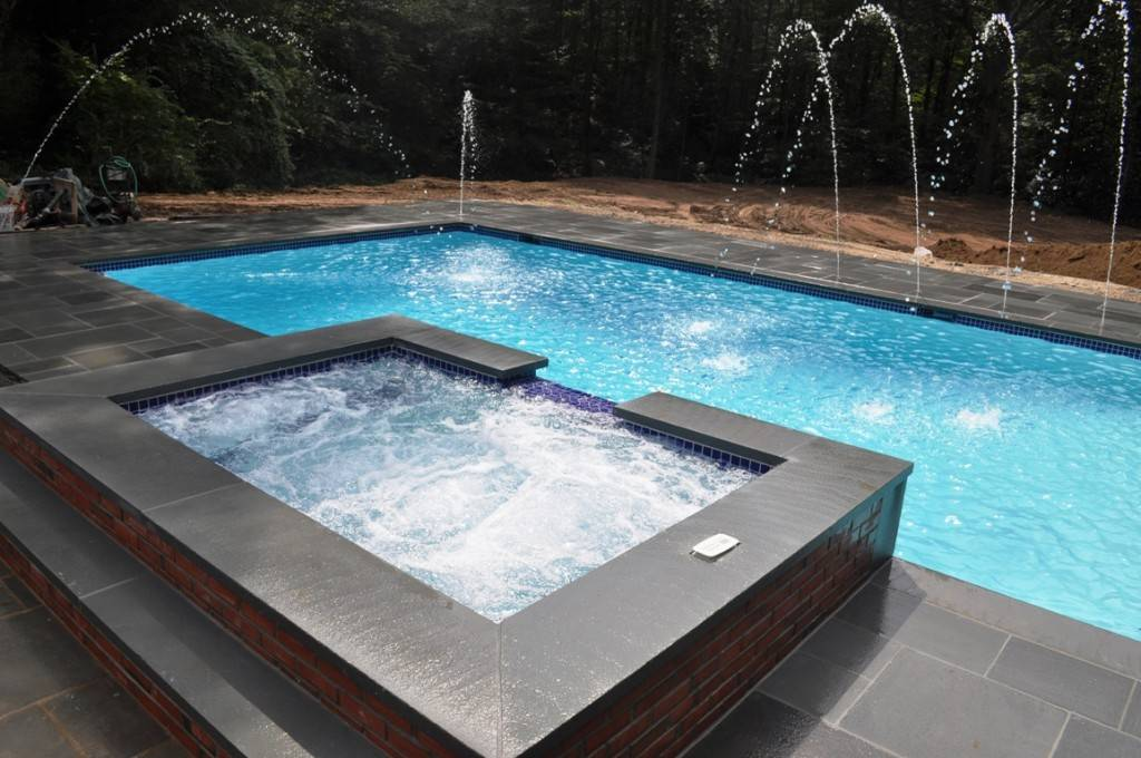 ... Gunite Pools Portfolio ...