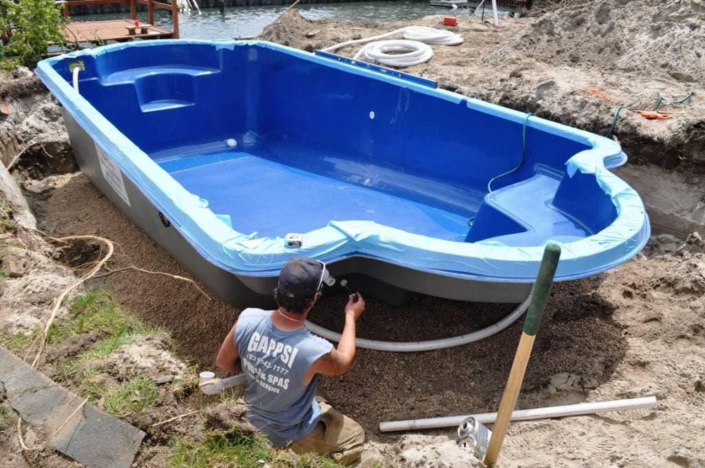 Fiberglass Pools | Gappsi