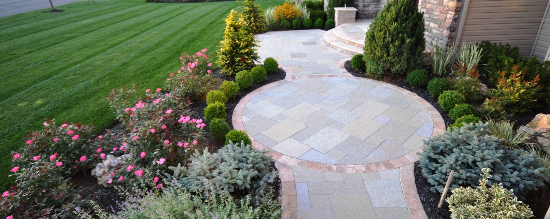 long island driveways walkways paver paving stones design