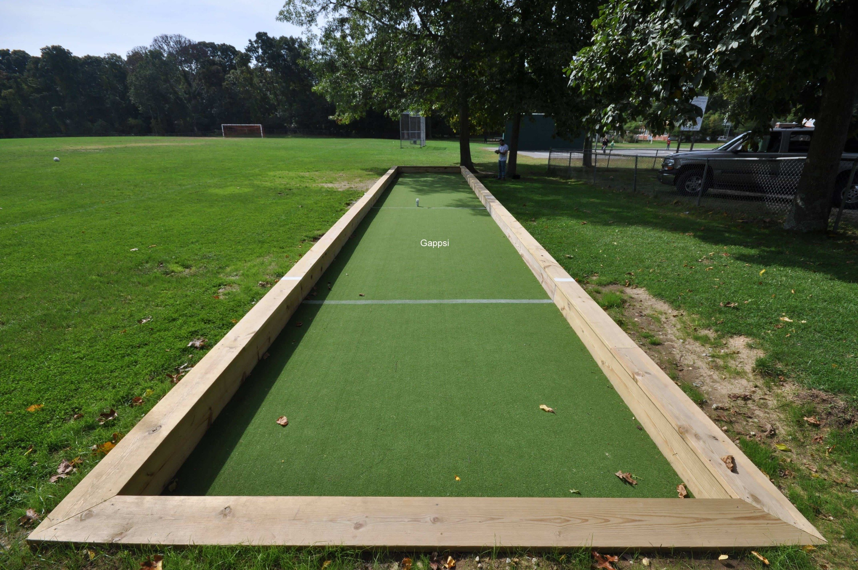 Bocce Ball Courts Gappsi