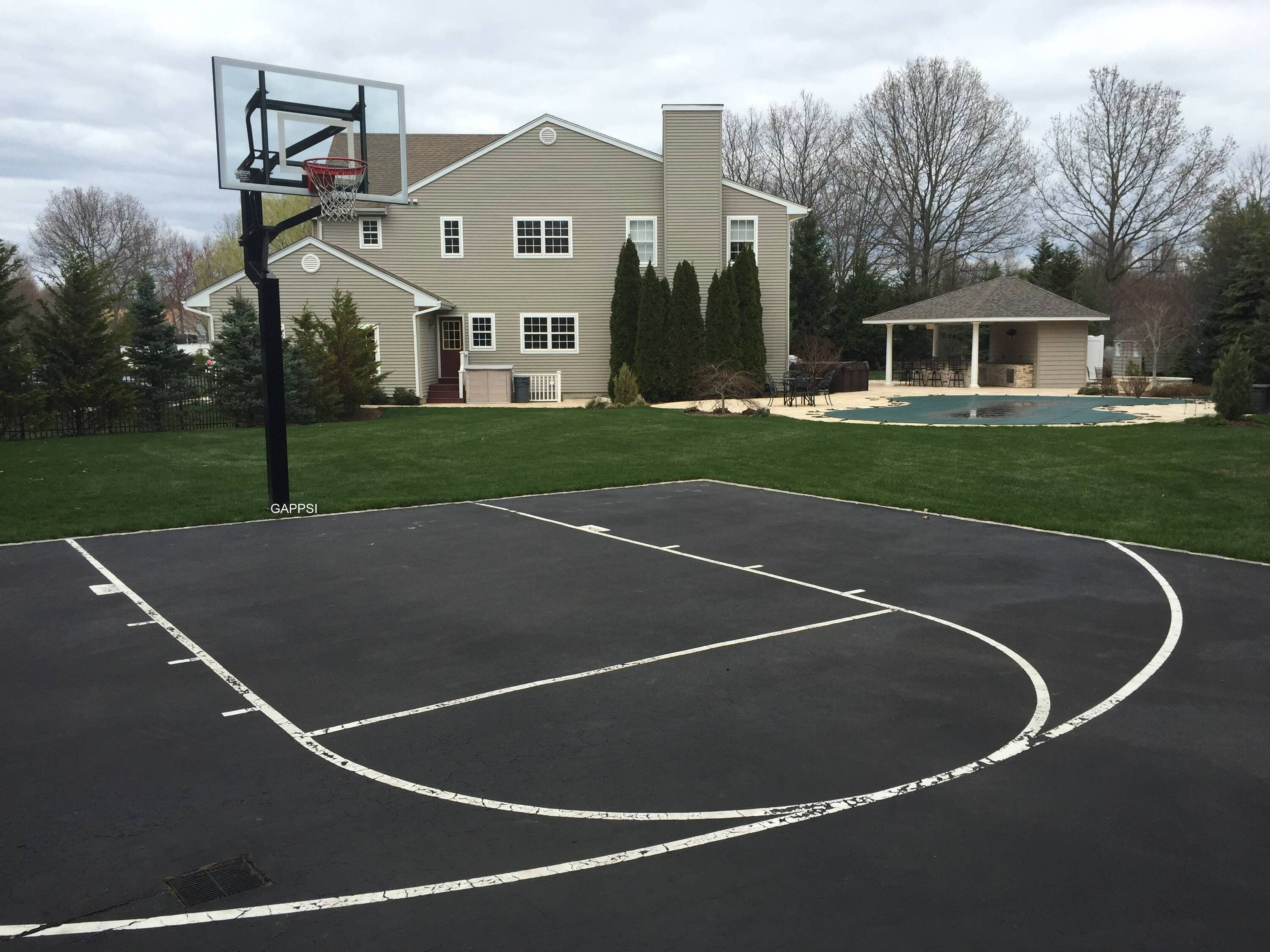 Basketball Courts Construction Company Nassau