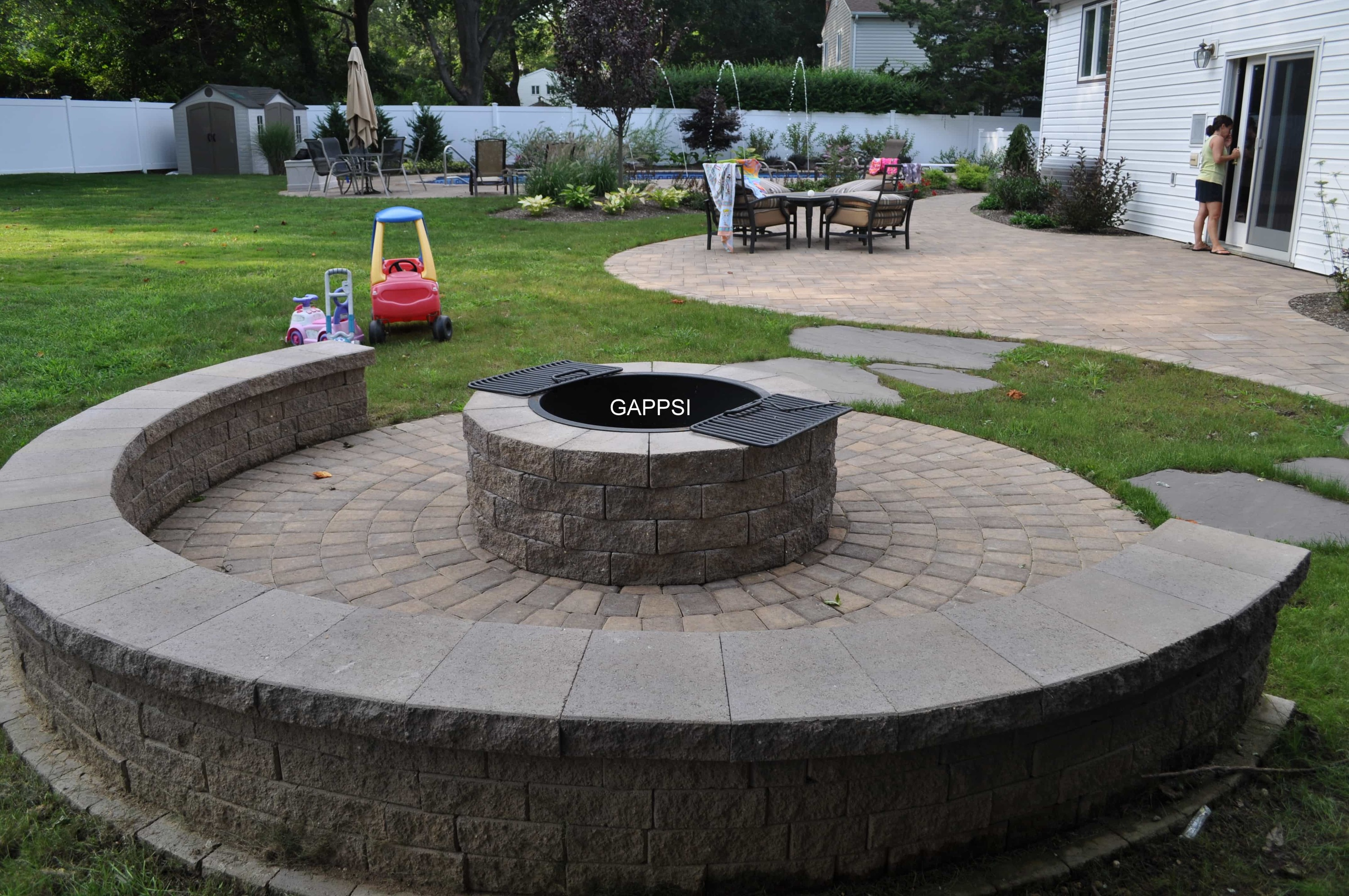 cambridge pavers pool patio and coping commack ny gappsi