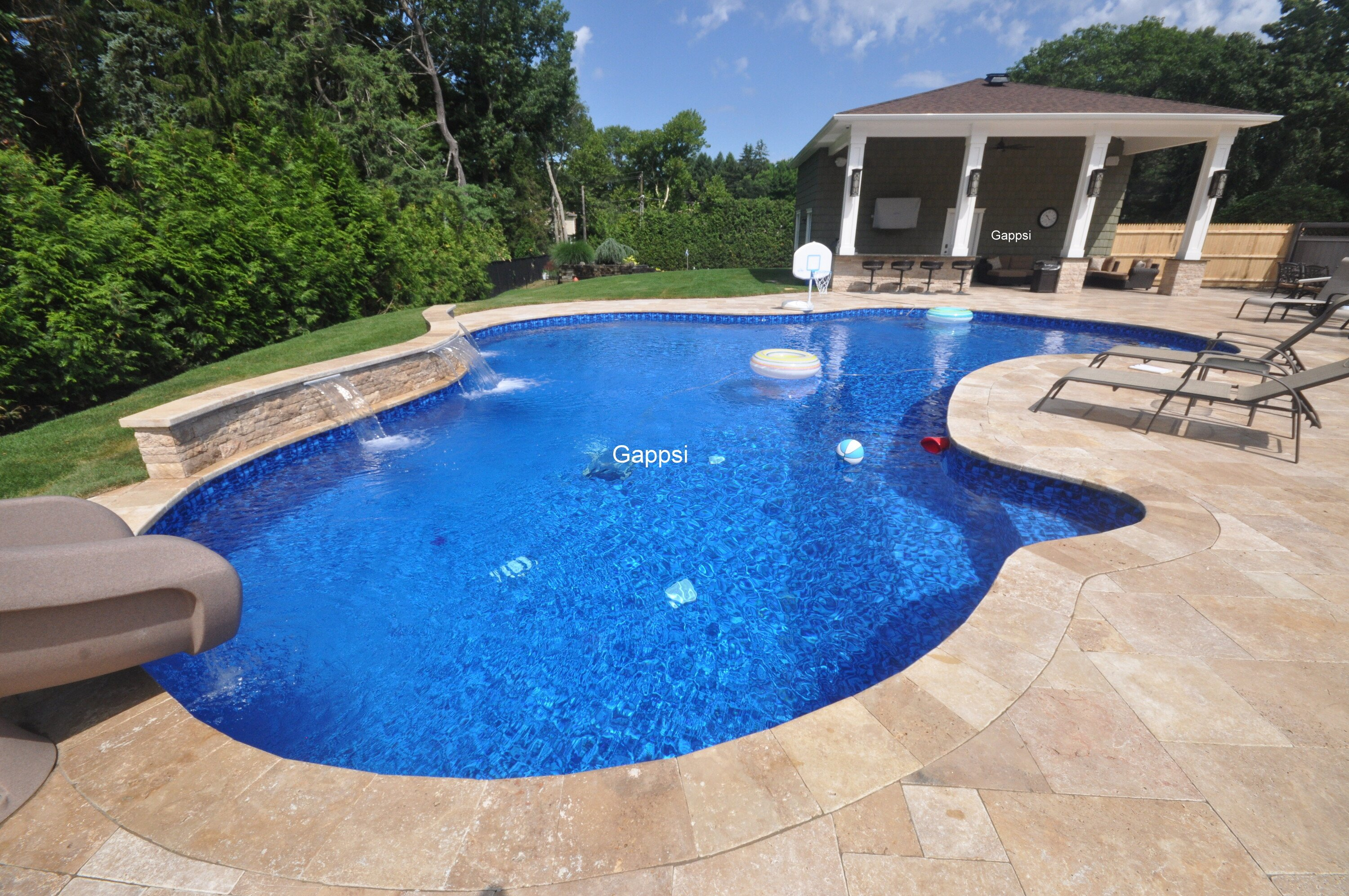 Long Island Inground Pools | In Ground Pool Installation | Swimming ...